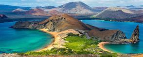 Prehistoric Galapagos