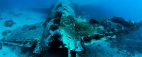 Wreck Diving Splendor Micronesia